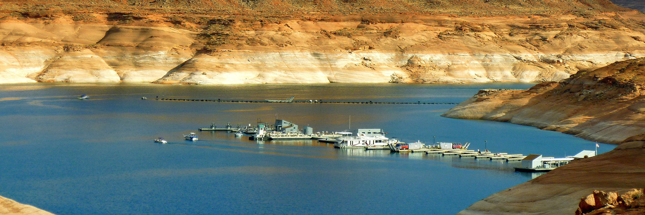 Dangling Rope Marina Lake Powell 2200X735